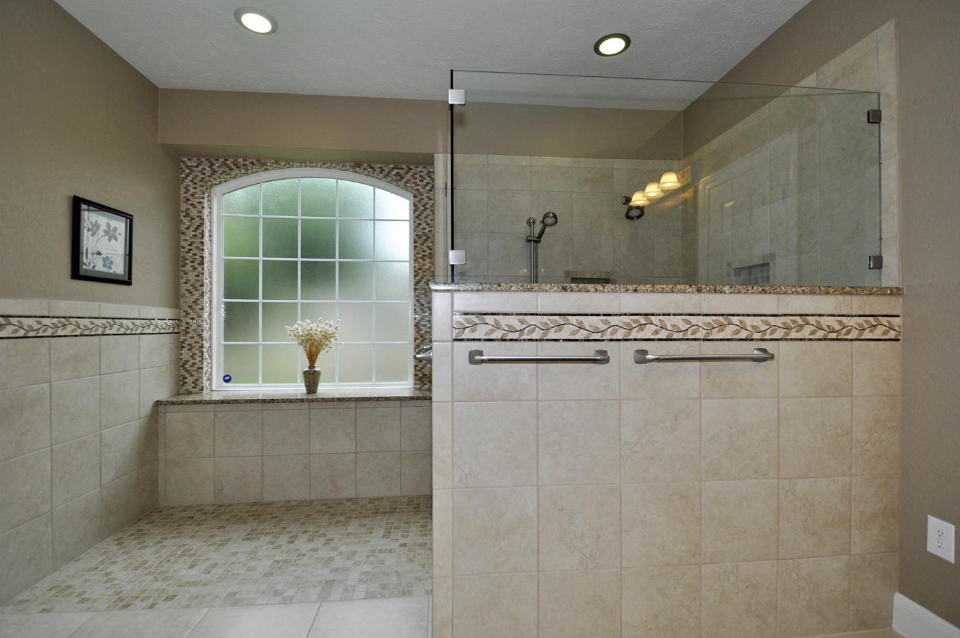 Houzz bathroom showers - Pebble Hill Collection Hamre S Remodeling Amp Flooring