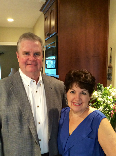 Jamie and Patricia Hamre, Owners Hamres Remodeling - Sugar Land Texas